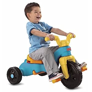 Fisher Price Rock Roll 'n Ride Trike