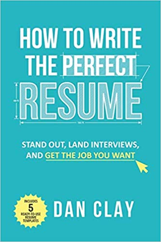 How To Write The Perfect Resume Stand Out Land Interviews And