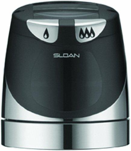 Sloan Valve SOLIS RESS-C-1.6/1.1 SOLIS Solar Powered Water Closet Flushometer, Chrome by Sloan Valve