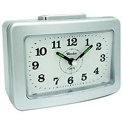 Westclox Quartz Loud Bell Alarm Clock 47552