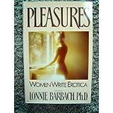 Pleasures, Lonnie G. Barbach, 0385188110