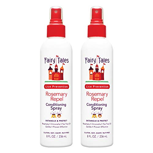 FAIRY TALES Rosemary Repel Lice Prevention Leave-In Conditio