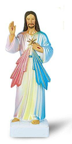 Divine Mercy of Jesus Plastic Auto Dashboard Statue