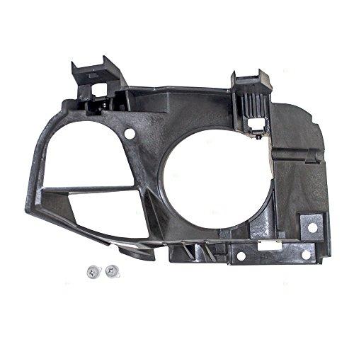 - Drivers Headlight Headlamp Bracket Replacement for Chevrolet Pontiac 16532519 AutoAndArt