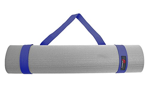 ProSource Yoga Mat Cotton Sling Carry Strap