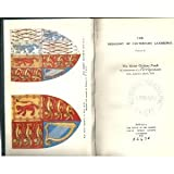 Front cover for the book The heraldry of Canterbury Cathedral, volume I: the great cloister vault by A.W.B. MESSENGER