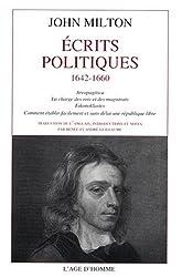 Ecrits politiques : 1642-1660