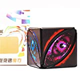 2018 Strange-shape Magic Cube Fidget Toys Desk Toys Anti Stress Rainbow Ball Football Puzzles Stress Reliever Rubiks cube Fidget cube 3x3 Rubiks cube set Speed Cube Puzzle Cube Toy Magic grid Ice cube