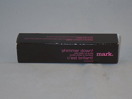 Avon Mark Shimmer Tubes Hook Up Lip Gloss (Buttercream)