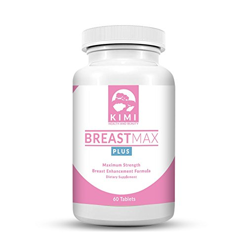 Breast Enhancement Pills - The TOP Rated Breast Enhancement Pill - Breast Max Plus by KIMI (Best Breast Enhancement Pills Reviews)
