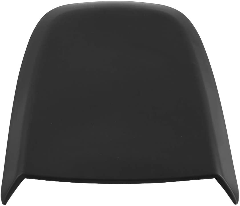 Car Decorative Air Vent Cover Hood Scoop Black Qiilu Professional Hood Scoop for Ford Mustang GT V8 2005 2006 2007 2008 2009