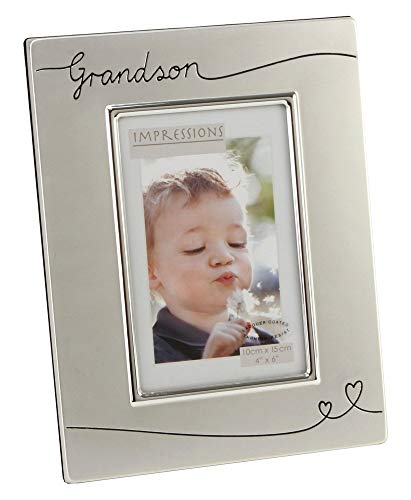 (Haysom Interiors Two Tone Silver Plated Grandson 4