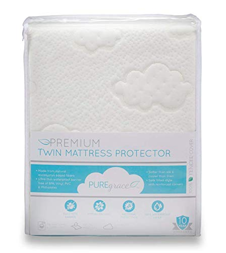PUREgrace Twin Mattress Protector (39