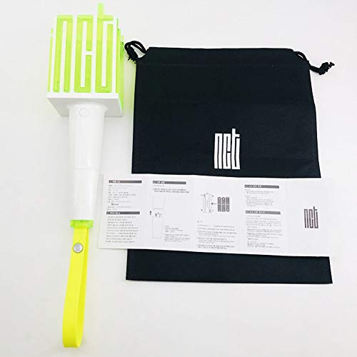 Nuofeng - Kpop NCT Empathy Light NCT127 Portable Light Stick Limited Concert Lamp for NCT Fan Support