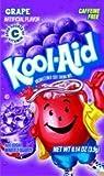 200 pack bulk Lot of Grape Kool Aid 200 packets makes 400 quarts