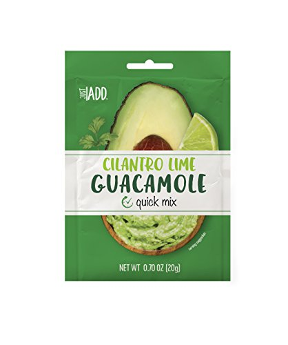 Cilantro Dip Mix (Just Add Dip Packet, Cilantro Lime Guacamole, 9 Count)