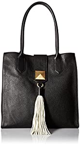Badgley Mischka Bailey Tote, Black