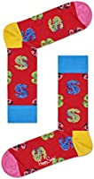 Happy Socks Andy Warhol Dollar Sock 10-13