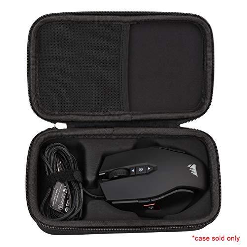Aproca Hard Travel Case Bag Compatible Corsair M65 Pro RGB - FPS Gaming Mouse