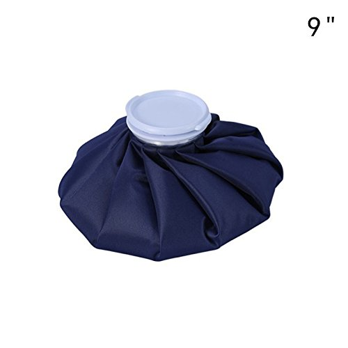 Muscle Leg Aches Ice Bag Cap Massage Heat Pack Outdoor Survival Pain Relief Antipyretic and Cooling