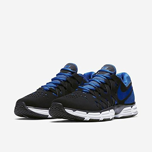 Running NIKE Fingertrap Blue Lunar Tr Shoes Black 's Gym Competition white Men gvngY