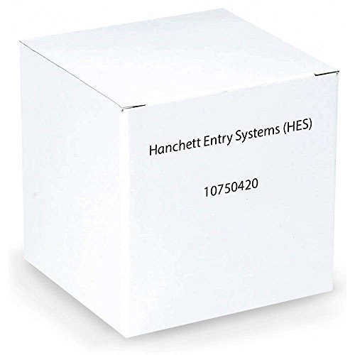 Hanchett Entry Systems (Hes) DEMO MOUNT 9400 W/ STRIKE - (Demo Keypad)