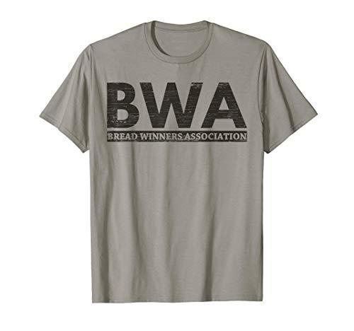 Funny BWA Acronym distressed T-shirt
