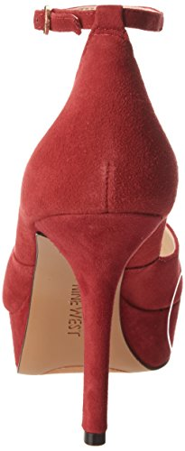 Red Women's Red Platform Catchy West Nine XFAw4qvf6x