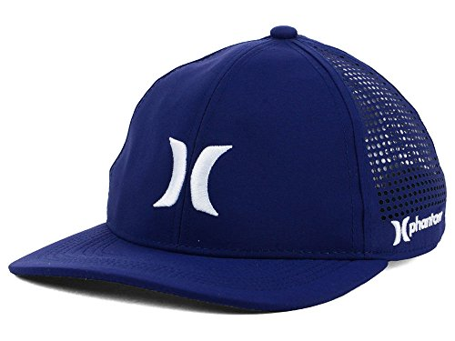 Hurley Phantom Baseball Cap Hat Navy Youth