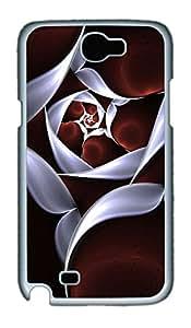 Samsung Note 2 Case Nice 3D Red Velvet PC Custom Samsung Note 2 Case Cover White
