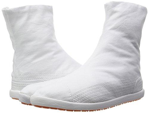 Jikatabi Marugo 26 6 Clips Schuhe Matsuri Festival Weiß 5cm Saisou rZWPwqErCx