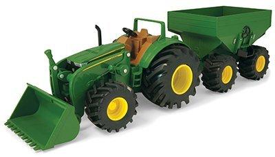 "Tomy International 2 Packs JD 8""Monst Tract/Wagon -  46260"