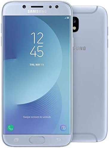 Samsung Galaxy J5 (2017) LTE 16GB SM-J530F Azul-Plata: Amazon.es ...