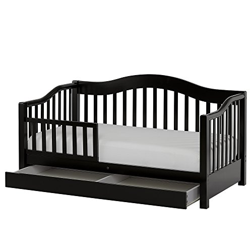 Dream On Me Toddler Day Bed Black New