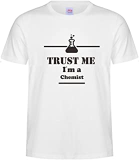 DXY T-Shirt da Donna Moda Europea e Americana T-Shirt Girocollo a Maniche Corte T-Shirt Stampa Moda personalità Unisex