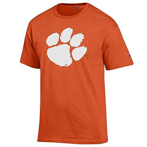 - Elite Fan Shop Clemson Tigers Tshirt Icon Orange - XL