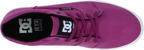 Womens Purple Canvas Dc Donna D0303113 Wine Shoe Shoes Bristols Sneaker qfxwnpgPW
