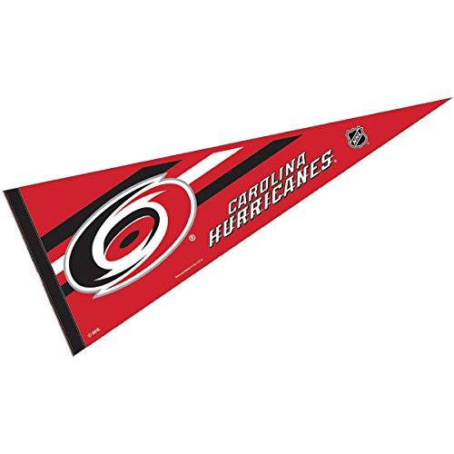 (WinCraft NHL Carolina Hurricanes Pennant )