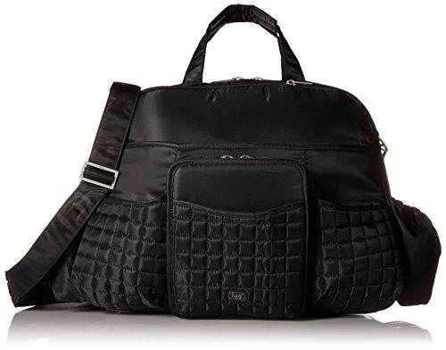 Lug Tuk Tuk Carry-All Bag, Midnight Black