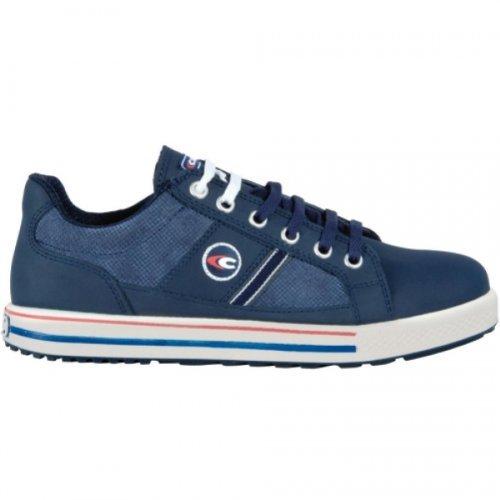 Cofra scarpe di sicurezza Coach S3Old 35000–002Glories effetto sneaker, blu, Blu, 35000-002