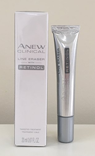Avon Anew Clinical Line Eraser With Retinol TARGETED Treatment ()