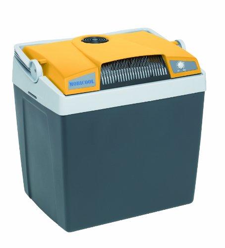 Mobicool 9103500788 G26 AC/DC Thermoelektrische Kühlbox für Auto und Steckdose, 25 Liter, Energieklasse A++