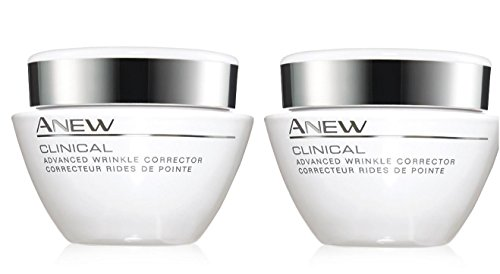 Avon Anew Clinical Advanced Wrinkle Corrector lot of 2 ()
