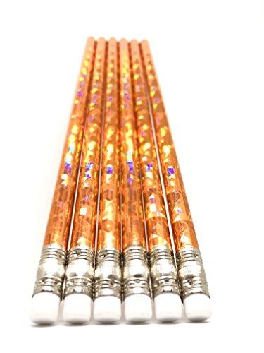 銅プリズム–36銅色反射Pencils d1602