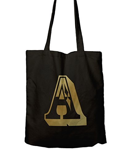 Rose Age Gift Shopping Bag A Letter Alphabet Personalised Tote rgvqrawC