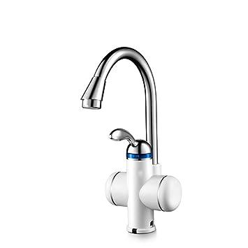 WFL Calentador De Agua Eléctrico Inmediato De La Cocina Rápida Inmediata del Grifo Calentador De Agua