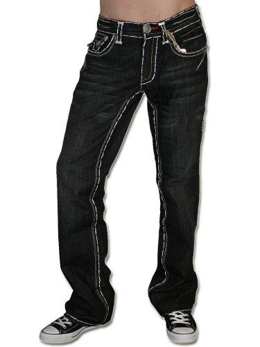 LAGUNA BEACH JEANS CO. Herren Jeans Hose - HERMOSA BEACH -31