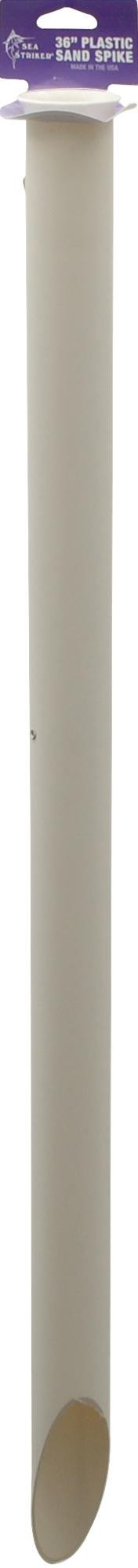 Sea Striker 36-2P PVC Sand Spike, 36-Inch Package