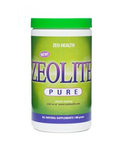 Zeolite Pure – 400 gm powder,(ZEO Health Ltd), Health Care Stuffs