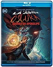 La Liga de la Justicia Oscura: Guerra Apokolips - BR [Blu-ray]